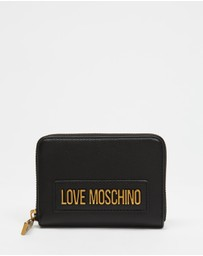 LOVE MOSCHINO - Mini Zip Wallet