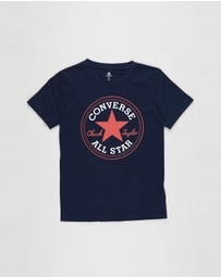Converse - Core Chuck Patch Tee - Teen