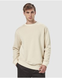 Charlie Holiday - Cord Rib Crew Neck Sweat