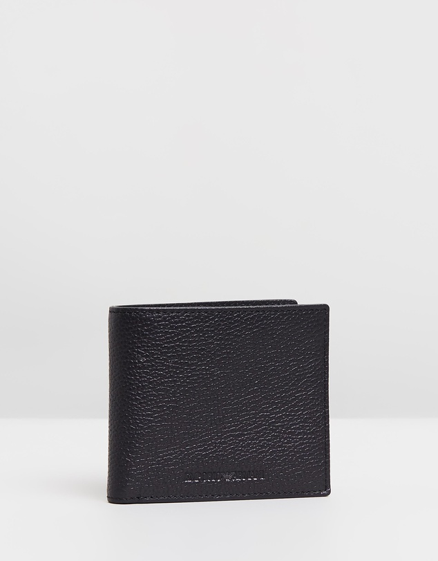 3101800823 Bi-Fold Wallet with Coin Pocket
