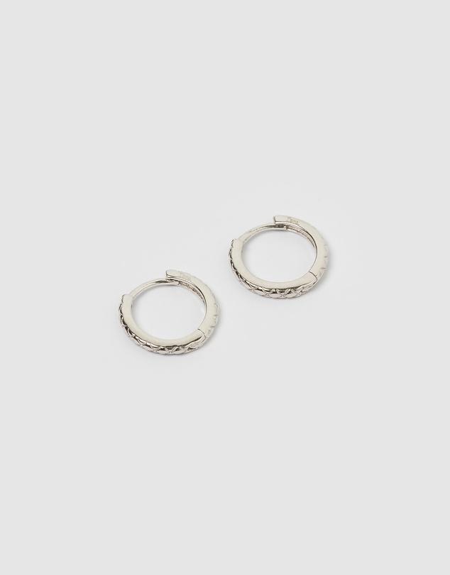 Women Mia Huggie Earrings