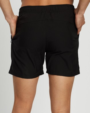 TEAMM8 Track Shorts - Shorts (Black)