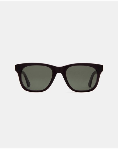 Otis Lost & Found Satin Black Clear