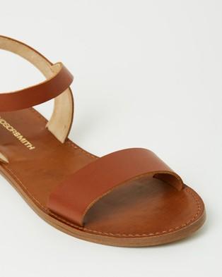 Windsor Smith Bondi - Sandals (Tan Leather)
