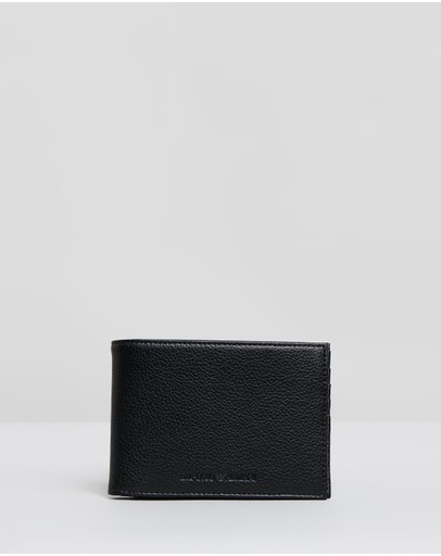 Emporio Armani - Bi-Fold Wallet With Credit Card Slots