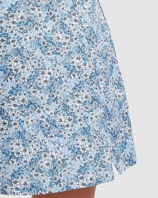 Element Coco Skirt - Skirts (AZUL BLUE)