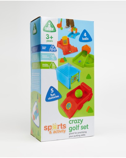 Early Learning Centre - Crazy Golf Set - Babies