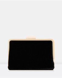 Forever New - Victoria Frame Clutch