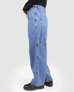 Dakota501 Carpenter Jean - Relaxed Jeans (Blue)