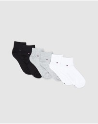 Tommy Hilfiger - 6-Pack Classic Socks - Kids-Teens