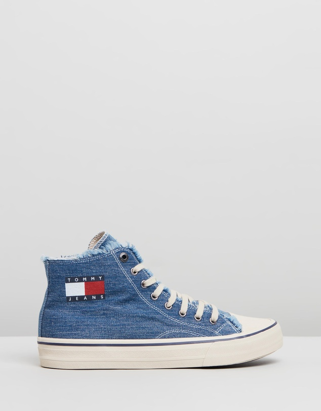 Tommy Jeans - High Top Sneakers - Men's