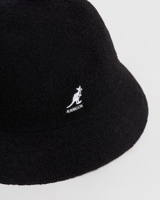 Kangol Bermuda Casual - Hats (Black)