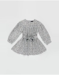 Feather Drum - Grace Dress - Kids
