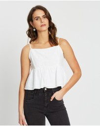 Cotton On - Joslyn Peplum Cami