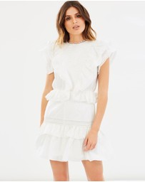 Stevie May - The Bronte Frill Mini Dress