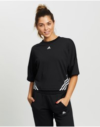 adidas Performance - Cropped Tee