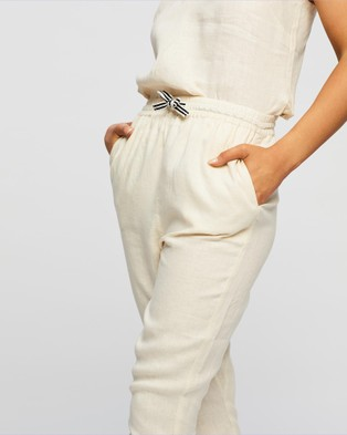 Grace Willow Ai Pants - Pants (Oatmeal)