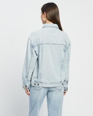 Lee - Baggy Jacket - Denim jacket (Civil Blue) Baggy Jacket