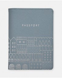 kikki.K - Leather Passport Holder