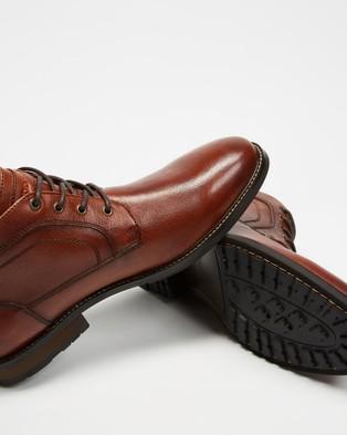 Rodd & Gunn Fendalton Road Boots - Dress Boots (Dark Tan)