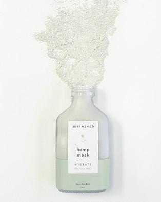 Butt Naked - Hemp Face Mask Beauty (white)