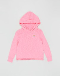 GapKids - Slub Hood Sweater - Kids