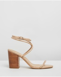SPURR - Eleanora Block Heels