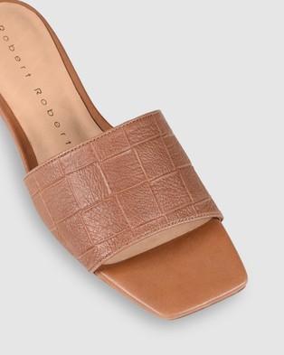 Robert Robert Juniper - Mid-low heels (Brown)