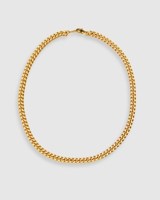 ALIX YANG Andy Chain - Jewellery (Gold)