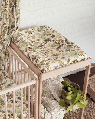 Banabae Rainforest Bassinet Sheet Changing Pad Cover - Wraps & Blankets (Multi)