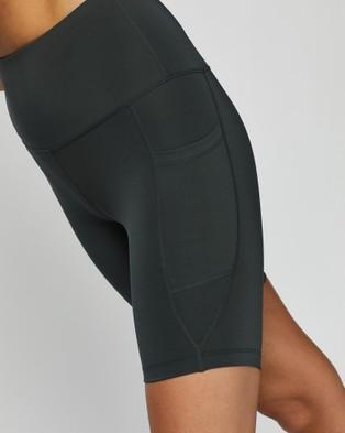 Team Timbuktu Bike Shorts - 1/2 Tights (Gumnut)