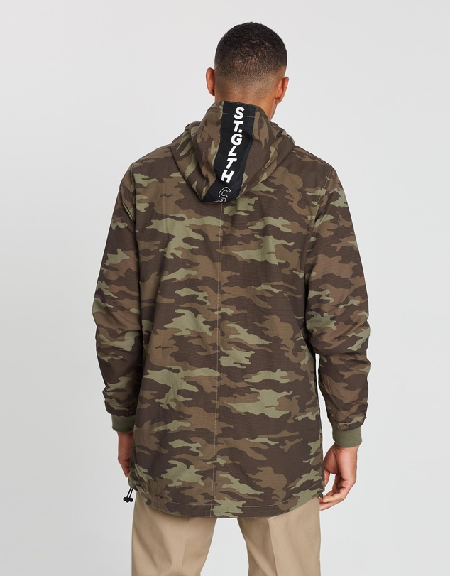 St Goliath - Covered 3 Jacket