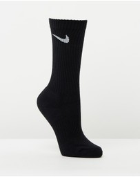 Nike - 3Pk Cushion Crew Socks