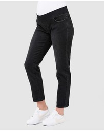Ripe Maternity - Jamie Girlfriend Jeans