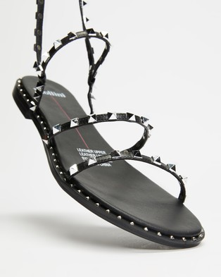 Mollini Layora Sandals Black