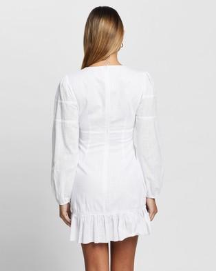 Atmos&Here Viola Mini Dress - Dresses (White)