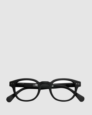 IZIPIZI Reading Collection C - Optical (Black)