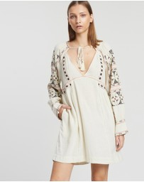 Free People - All My Life Mini Dress