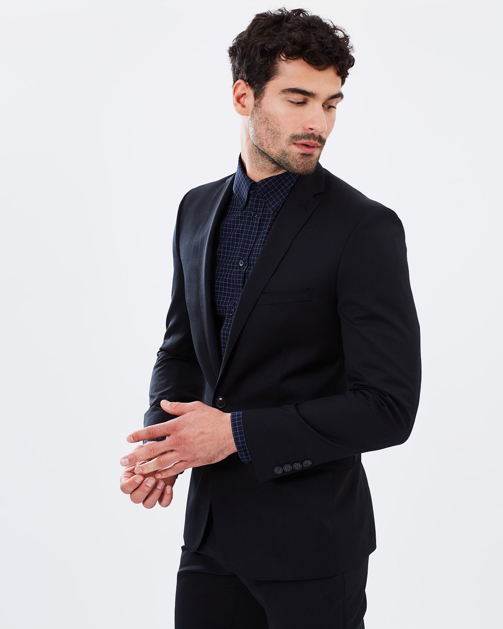 bb5af829be58 Camden Slim-Fit Suit Jacket by Ben Sherman Online