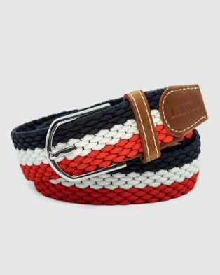 RUMI The Red Klasiko - Belts (Navy)