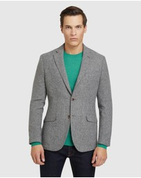 Oxford - Milton Wool Blend Blazer