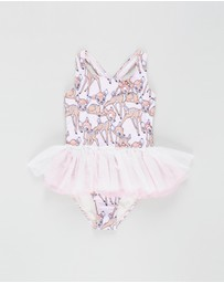 Rock Your Kid - ICONIC EXCLUSIVE - Bambi Darling Tulle One-Piece - Kids