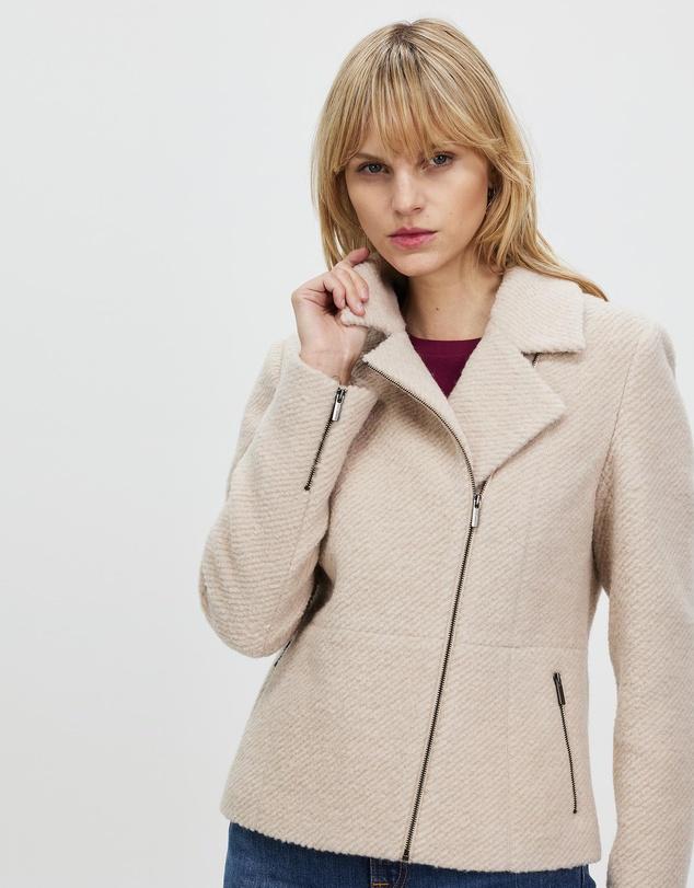 Women Boucle Jacket