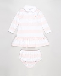 Polo Ralph Lauren - Rugby Dress Set - Babies