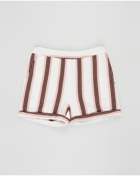 Scotch R'belle - Striped Shorts - Teens
