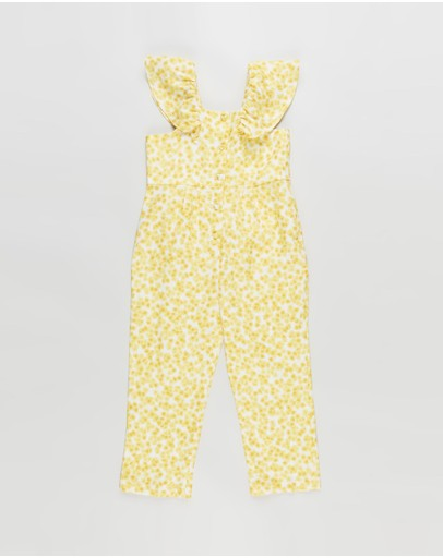 Kip&Co - Forget Me Not Party Jumpsuit - Kids