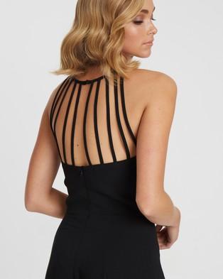 CHANCERY Chanelle Jumpsuit - Jumpsuits & Playsuits (Black)