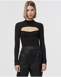 Manning Cartell - Virtual Dimension Knit Top