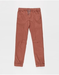 Cotton On Kids - Logan Cuffed Pants - Kids