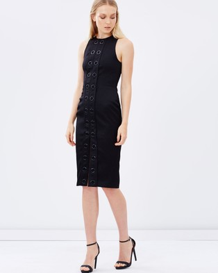 Buy Finders Keepers - Undisclosed Dress - Dresses (Black) -  shop Finders Keepers dresses online